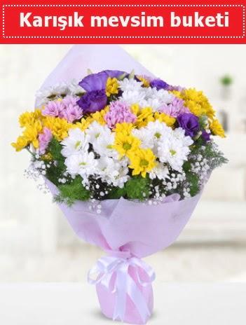 Karışık Kır Çiçeği Buketi  Hakkari kaliteli taze ve ucuz çiçekler
