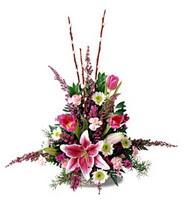 Hakkari online çiçek gönderme sipariş  mevsim çiçek tanzimi - anneler günü için seçim olabilir