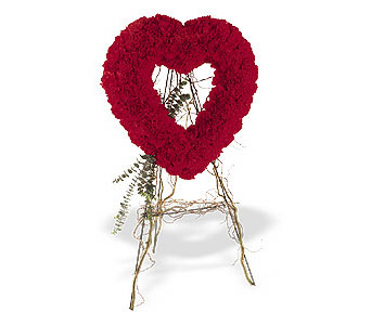 Hakkari çiçek siparişi sitesi  karanfillerden kalp pano