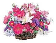 küçük karisik özel sepet   Hakkari hediye sevgilime hediye çiçek