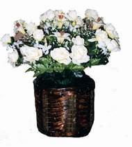 yapay karisik çiçek sepeti   Hakkari online çiçek gönderme sipariş