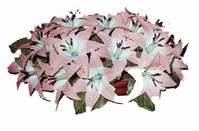 yapay karisik çiçek sepeti   Hakkari hediye çiçek yolla