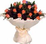 11 adet gonca gül buket   Hakkari İnternetten çiçek siparişi