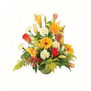 karisik renkli çiçekler tanzim   Hakkari İnternetten çiçek siparişi