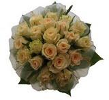12 adet sari güllerden buket   Hakkari cicekciler , cicek siparisi