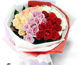 SEVENLERE ÖZEL 51 ADET GÜL  Hakkari çiçek siparişi sitesi