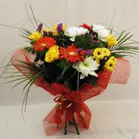 Hakkari ucuz çiçek gönder  Karisik mevsim demeti