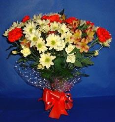 Hakkari ucuz çiçek gönder  kir çiçekleri buketi mevsim demeti halinde