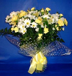 Hakkari ucuz çiçek gönder  sade mevsim demeti buketi sade ve özel