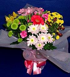 Hakkari ucuz çiçek gönder  küçük karisik mevsim demeti
