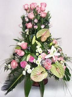 Hakkari çiçek , çiçekçi , çiçekçilik  özel üstü süper aranjman
