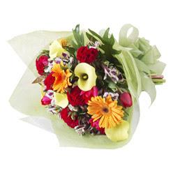 karisik mevsim buketi   Hakkari yurtiçi ve yurtdışı çiçek siparişi
