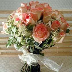 12 adet sonya gül buketi    Hakkari çiçek yolla