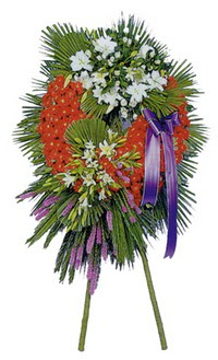 Hakkari online çiçek gönderme sipariş  cenaze çelengi