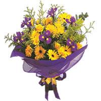 Hakkari İnternetten çiçek siparişi  Karisik mevsim demeti karisik çiçekler
