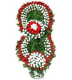 Görsel Cenaze çiçek , cenaze çiçek , çelengi  Hakkari cicekciler , cicek siparisi