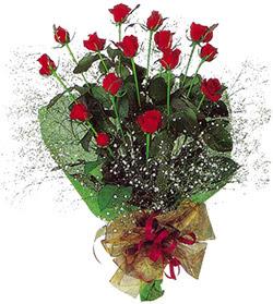 11 adet kirmizi gül buketi özel hediyelik  Hakkari hediye çiçek yolla