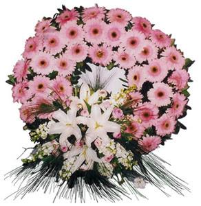 Cenaze çelengi cenaze çiçekleri  Hakkari internetten çiçek siparişi