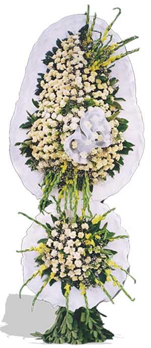 Dügün nikah açilis çiçekleri sepet modeli  Hakkari İnternetten çiçek siparişi