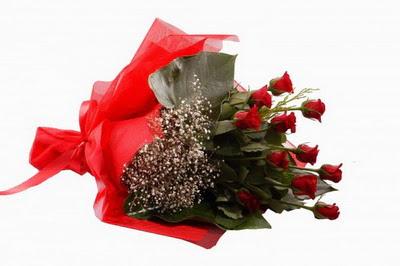Hakkari çiçekçi mağazası  11 adet kirmizi gül buketi çiçekçi