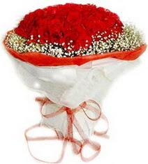Hakkari internetten çiçek satışı  41 adet kirmizi gül buketi