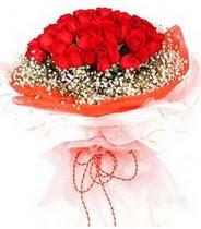 Hakkari anneler günü çiçek yolla  21 adet askin kirmizi gül buketi