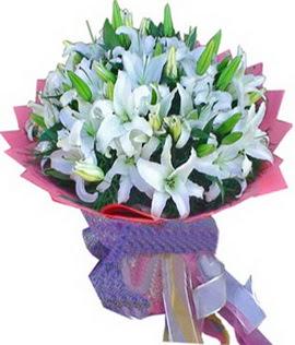 7 dal cazablanca görsel buketi  Hakkari hediye çiçek yolla