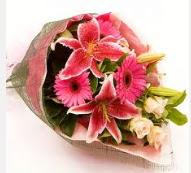 1 dal kazablanka ve mevsim çiçekleri  Hakkari çiçekçiler