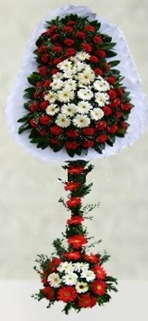 Hakkari çiçek siparişi sitesi  çift katlı düğün açılış çiçeği