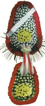 Çift katlı düğün açılış çiçeği  Hakkari çiçek online çiçek siparişi