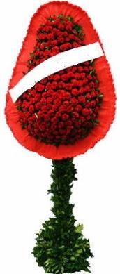 Tek katlı görsel düğün nikah açılış çiçeği  Hakkari hediye çiçek yolla