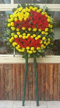 Cenaze çelengi çiçek modeli  Hakkari çiçek servisi , çiçekçi adresleri