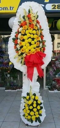 Çift katlı düğün nikah açılış çiçeği  Hakkari kaliteli taze ve ucuz çiçekler