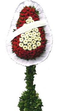 Çift katlı düğün nikah açılış çiçek modeli  Hakkari çiçek yolla , çiçek gönder , çiçekçi
