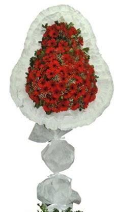 Tek katlı düğün nikah açılış çiçek modeli  Hakkari cicek , cicekci