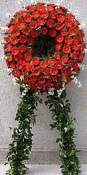 Cenaze çiçek modeli  Hakkari hediye çiçek yolla