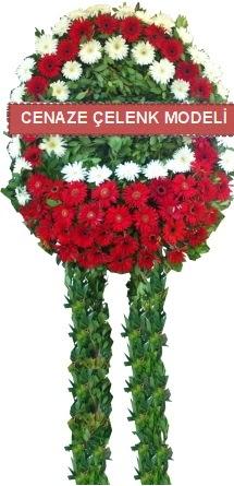 Cenaze çelenk modelleri  Hakkari anneler günü çiçek yolla