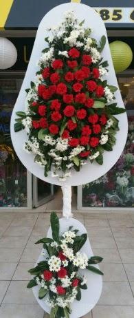 2 katlı nikah çiçeği düğün çiçeği  Hakkari çiçek yolla