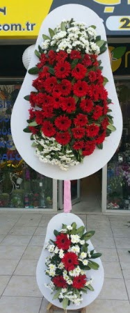 Çift katlı düğün nikah işyeri açılış çiçeği  Hakkari çiçek yolla , çiçek gönder , çiçekçi