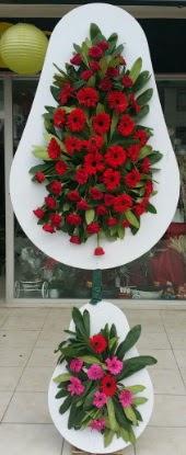 Çift katlı düğün nikah açılış çiçek modeli  Hakkari çiçekçiler