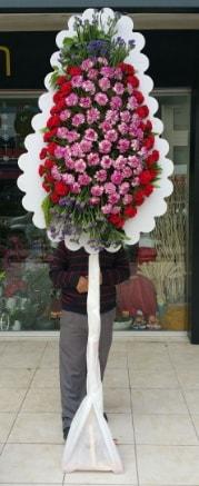Tekli düğün nikah açılış çiçek modeli  Hakkari çiçekçi telefonları