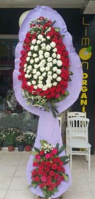 Çift katlı işyeri açılış çiçek modeli  Hakkari çiçek , çiçekçi , çiçekçilik