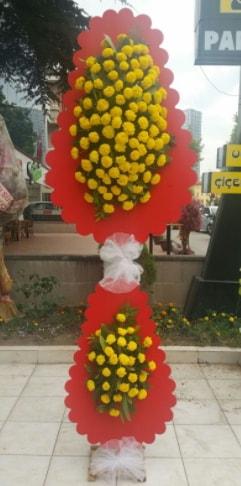Düğün nikah açılış çiçek modeli  Hakkari çiçekçi mağazası