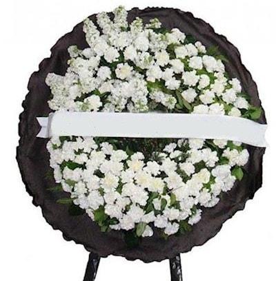 Cenaze çelengi çiçeği modelleri  Hakkari çiçek siparişi sitesi