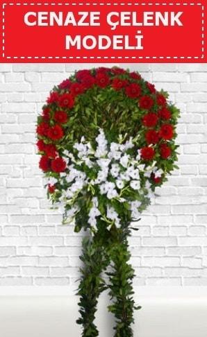 Cenaze Çelengi cenaze çiçeği  Hakkari çiçek gönderme