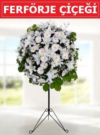 Ferförje aranjman çiçeği  Hakkari çiçek , çiçekçi , çiçekçilik