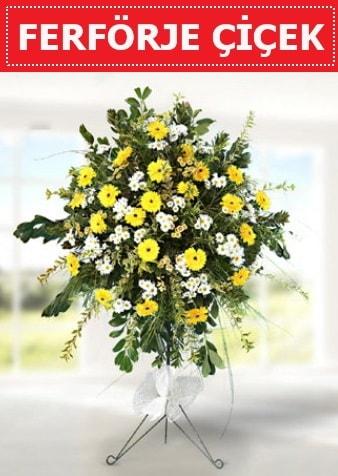Ferförje çiçeği modeli  Hakkari İnternetten çiçek siparişi