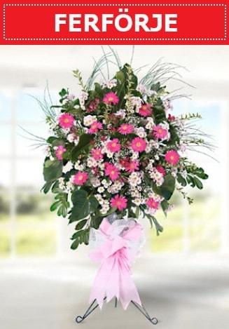 Ferförje düğün nikah açılış çiçeği  Hakkari çiçek gönderme sitemiz güvenlidir
