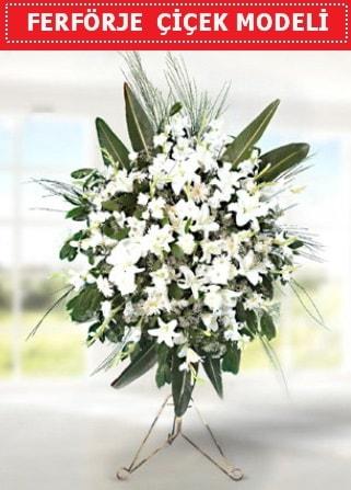 Ferförje çiçek modeli  Hakkari çiçek , çiçekçi , çiçekçilik